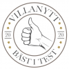 Villanytt bäst i test logotyp